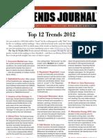 Top Trends 2012