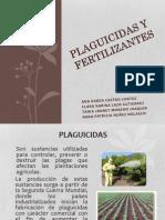 Plaguicidas y Fertilizantes