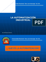 Cap 1 La Automatizacion Industrial