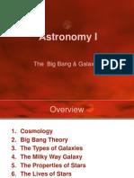 Astronomy I