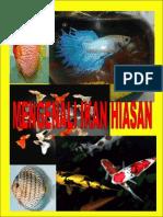 jenis ikan hiasan