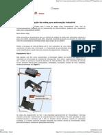 Critérios para seleção de redes para automação industrial