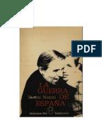 Nenni, P. -La Guerra de España