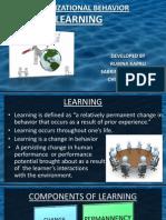 Learning - OB