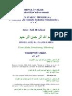 Hisnul Muslim - zaštita svakog muslimana