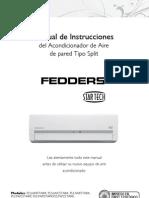 88671Manual Fedders