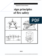 Design Principles of Fire Safety. Part 8 - Fire Safety Engineering. (9 of 14)