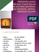 Distress Respiratory