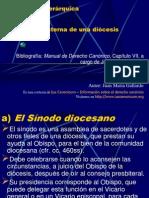 DCI 19. Organizacioninterna