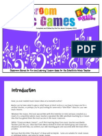 Classroom Muisc games Music Games