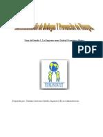 Guía de Estudio 1, Fundamentos de Empresa