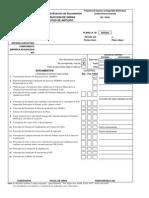 VerificacionDocumentos de Avance ModeloPASA