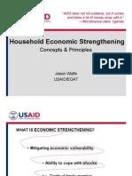 Household Economic Strengthening