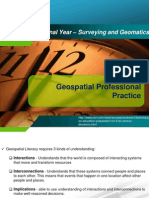 EC Presentation - Geospatial Teaching and Talks
