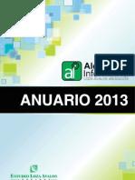 Anuario Alerta Informativa 2013