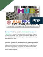 Express Hues Sonepat Aadi Properties