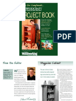 Woodcraft Project Book