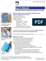 What to do After Heart Attack
