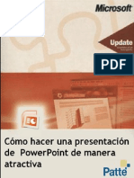 Manual para el participante PPt
