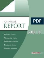 NASSCOM Annual Report 2009