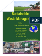 Sustainable waste management