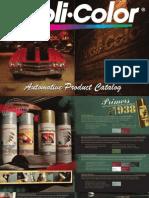 Dupli Color Catalog