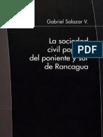 MC0030575 La Socoedad Civil y Popular de Ra..Gabriel Salazar
