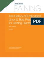 Lf Pub History Embedded Linux