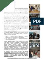 Reseña Fundacion Claudina Thevenet 2008