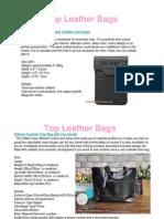 Black Leather Bag(Ppt)