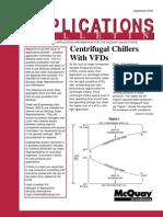 McQuay Chiller VFD Analysis