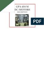 DC-Motor Description & Maintenance