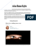 Australian Human Rights