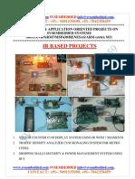 Latest_ Innovative_svsembedded_ir_ Based Projects List- 2013