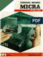 TECNOLOGÍA MECÁNICA - Micra