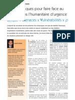 Article Centrale Lyon cindyniques juillet-août 2010-1