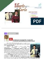 """Rivista """"Amici di Alberto e Carla on line"""" (luglio 2013)"""