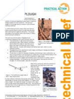 The Donkey Plough