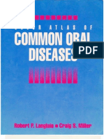 Color Atlas of Common Oral Diseases-0812112490