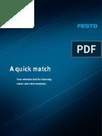 A Quick Match of festo