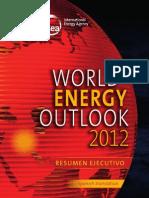 World Energy Outlook 2012 - Spanish