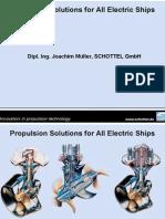 SCHOTTEL Propulsion Solutions
