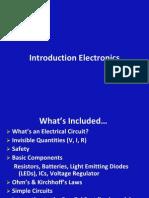 Class 2 Basic Electronics