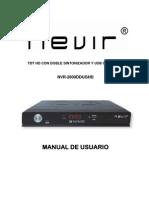 2600 Manual