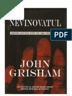 John Grisham - Nevinovatul