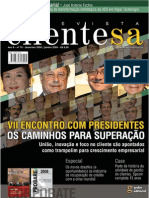 Revista Cliente SA edição 78 - dezembro/janeiro 08/09