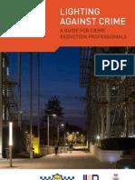 Lighting Against Crime