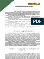 Tratate Si Institutii Economie Europneana