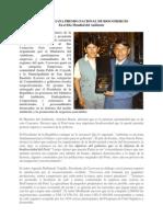 Cecovasa Gana Premio Nacional de Biocomercio 2009