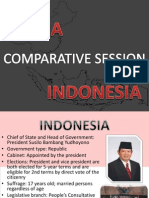 Comparative Session
